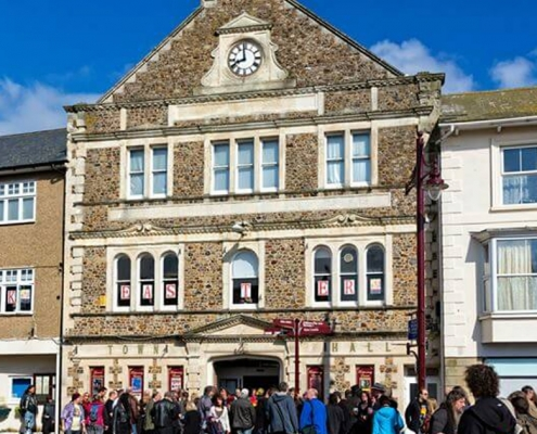 Seaton Town Hall
